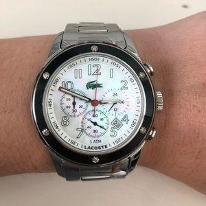 Lacoste Women's stainless steel watch